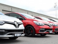 2014 Renault Clio RS