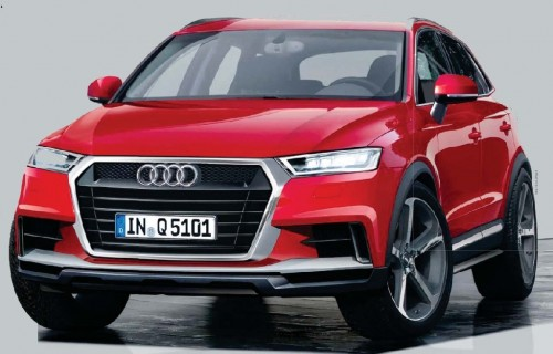 2015 Audi Q5 Redesign and Release Date