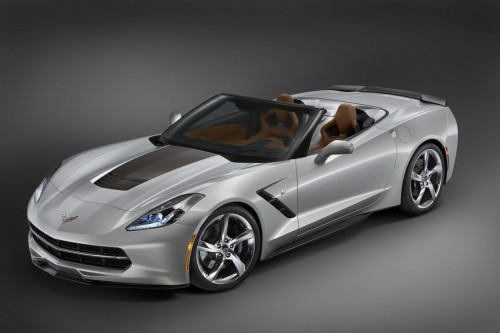 2015 Corvette Stingray Atlantic Convertible