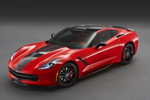 2015 Corvette Stingray Pacific Coupe