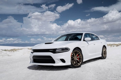 2015 Dodge Charger Hellcat SRT