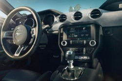 2015 Ford Mustang Interior Design2