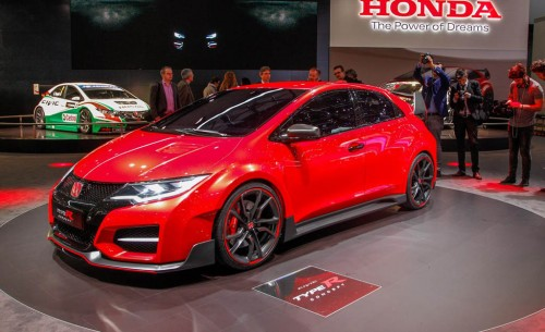 2015 Honda Civic Type-R