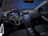 2015 Hyundai Accent Interior