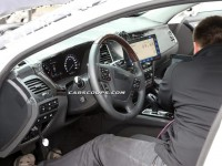 2015 Hyundai Genesis spy-photo