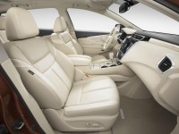 2015 Nissan Murano front seat