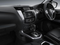 2015 Nissan Navara Pickup dashboard
