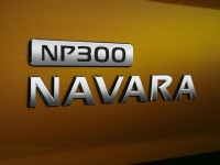 2015 Nissan Navara Pickup badge