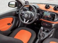 2015 Smart ForTwo And ForFour Interior