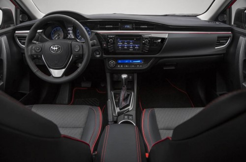 2015 Toyota Corolla Special Edition