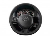 2015 Toyota Yaris Interior
