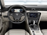 2015 VW Passat B8 Interior