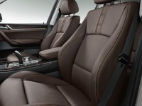 2015 BMW X3 xDrive20d Interior