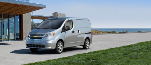 2015 chevrolet city express commercial