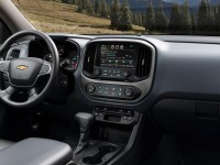 Chevrolet Colorado z71 2015 Interior