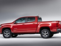Chevrolet Colorado z71 2015