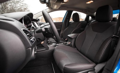 2015 Dodge Dart SXT Interior