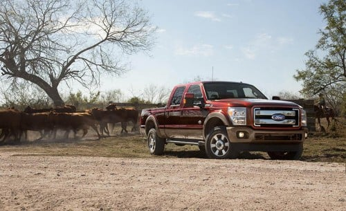 2015 ford f-series super duty king ranch crew cab