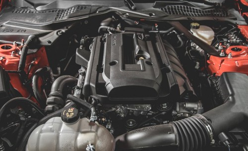 2015 Ford Mustang 2.3L EcoBoost Engine