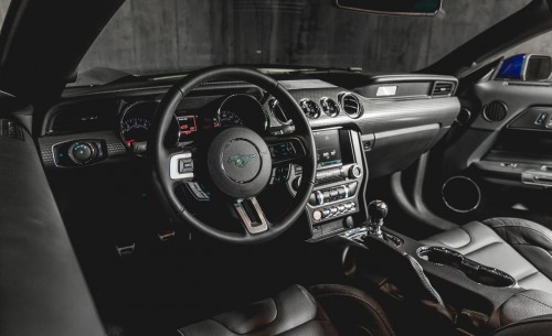 Hennessey Ford Mustang Interior