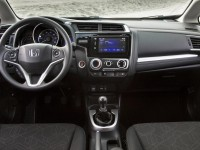 2015 Honda Fit Interior