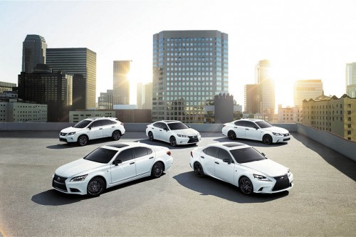 2015 Lexus crafted line group