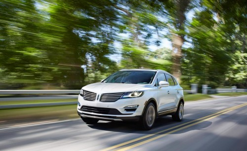 2015 Lincoln MKC 2.3L Ecoboost AWD