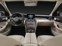 2015 Mercedes-Benz C-Class Estate Interior
