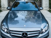 2015 Mercedes-Benz C400 4MATIC