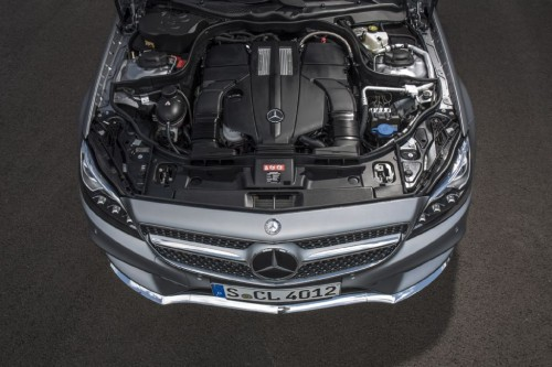 2015 Mercedes Benz CLS400 Engine