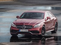 Mercedes Benz CLS 63 AMG S 4MATIC