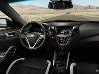 2015 Hyundai Veloster Turbo Interior