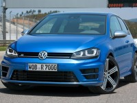 2015 volkswagen Golf R 3-door euro spec