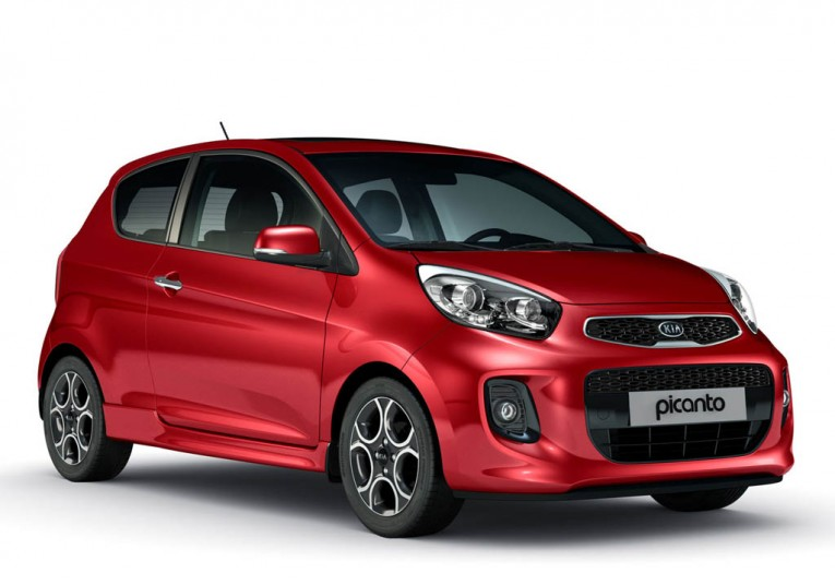 2016 KIA Morning Picanto