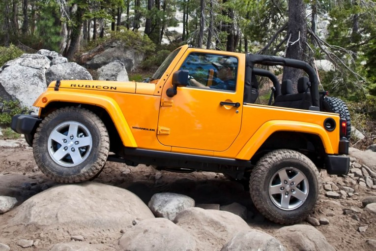 2015 Jeep Wrangler rubicon hard rock