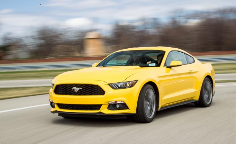 2015-Ford Mustang 2.3l ecoboost