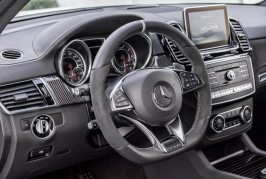 Mercedes-Benz GLE Interior