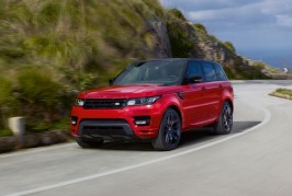Range-Rover Sport HST Limited Edition