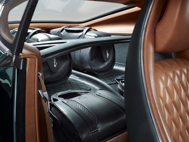 Bentley EXP 10 Speed 6 concept Interior