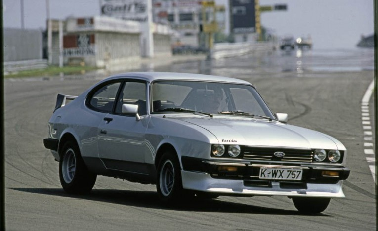 1981 Ford Capri RS2.8 Turbo
