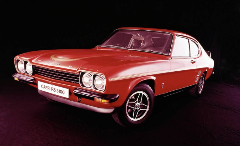 1973 Ford Capri RS3100