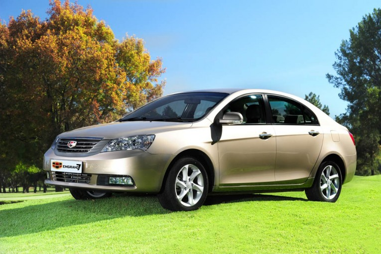 2014 Geely Emgrand EC7