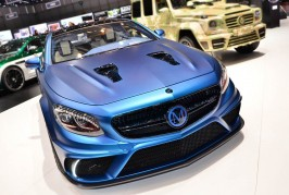 Mansory S63 AMG Coupe Diamond Edition