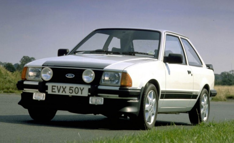1982 Ford Escort RS1600i