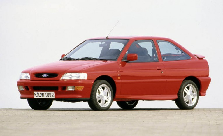 1993 Ford Escort RS2000