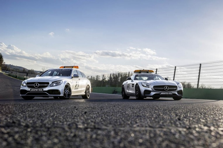 Mercedes-AMG GT S & C 63 S
