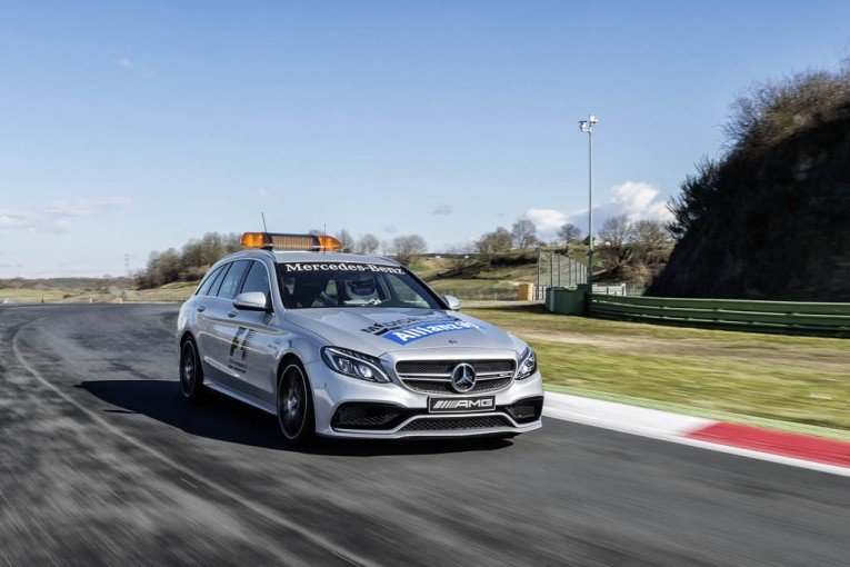Mercedes-AMG C 63 S Estate F1 Medical Car