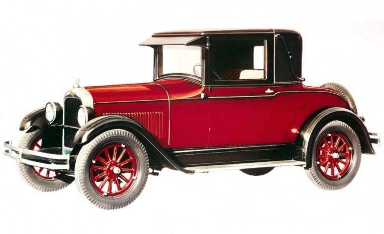 1926 Pontiac 6-27