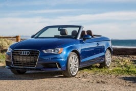 2015 Audi A3 Cabriolet 1.8T