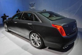 Caddy CT6